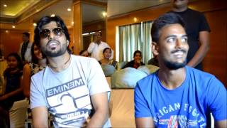 NagpurInfo in a chit  chat with Playback  singer  Aman Trikha