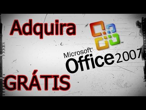 Como baixar Instalar e Ativar o Office 2007