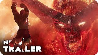 Marvels Thor 3 Ragnarok International Comic Con Trailer 2017English Version: https://www.youtube.com/watch?v=kFWOQhiAItQSubscribe for more: http://www.youtube.com/subscription_center?add_user=NewTrailersBuzzAbout Thor Ragnarok:Thor must face the Hulk in a gladiator match and save his people from the ruthless Hela.