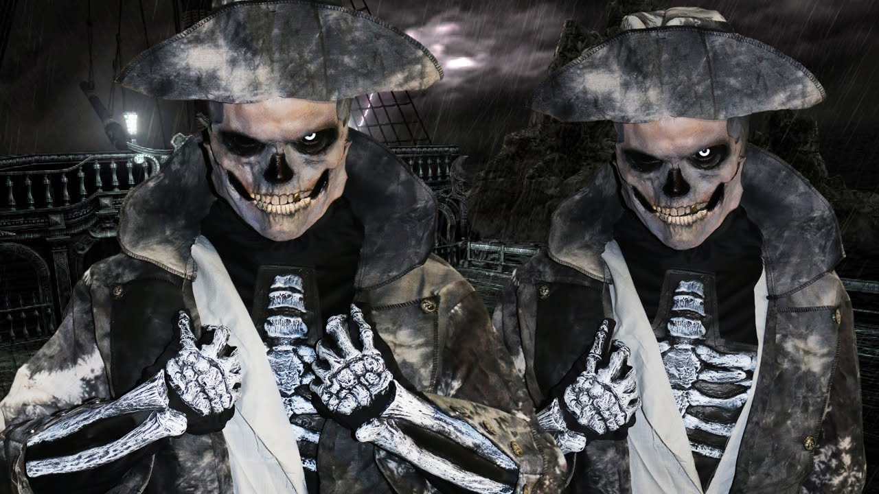 Ghost Pirate – Zombie/