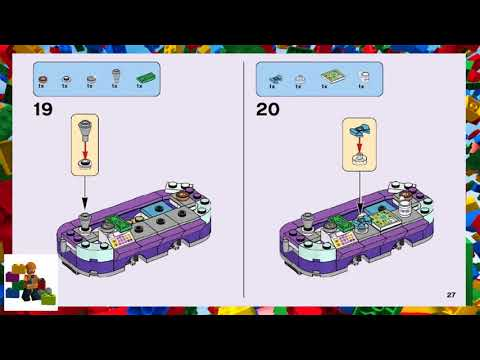 Search Results For Overwhelming Lego Friends Cafe Instructions