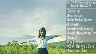 Video TOP 10 BOLLYWOOD SONGS OF OCTOBER 2017 JUKEBOX | Best & Latest Bollywood Songs October 2017 | MP3, 3GP, MP4, WEBM, AVI, FLV Juli 2018
