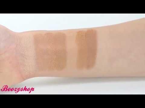 Makeup Revolution Makeup Revolution Blush & Contour Palette All about Bronzed