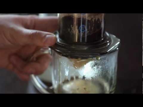How to Use an Aerobie Aeropress Coffee Maker