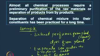 Mod-01 Lec-01 Introduction to Mass Transfer
