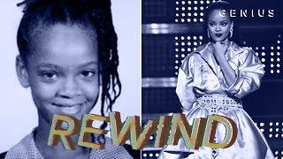 The Evolution of Rihanna | Rewind