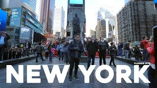 Video VLOGGG #75: NEW YORK! (feat. Dian Sastro) MP3, 3GP, MP4, WEBM, AVI, FLV Desember 2017