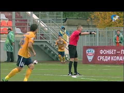 """На стадионе """"Электрон"""" состоялся очередной матч первенства футбольной национальной лиги"""