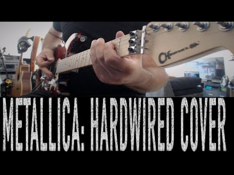 Metallica: Hardwired Cover (extented solo version)