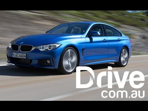 BMW 4-Series Gran Coupe 2014 Review | Drive.com.au