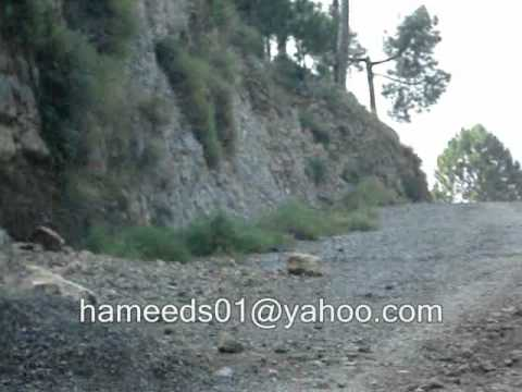 margalla road - Margalla Hills Islamabad Off Road Track.