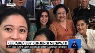 Video Keluarga SBY Kunjungi Jokowi, Megawati dan BJ Habibie MP3, 3GP, MP4, WEBM, AVI, FLV Juni 2019