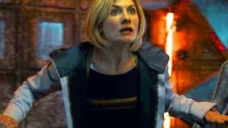 番組史上初となる女性ドクターがついに誕生!ドラマ『ドクター・フー シーズン11』予告編