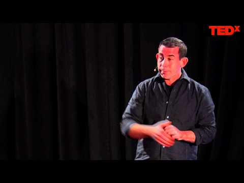 Getting comfortable with the uncomfortable | Harlan Cohen | TEDxUrsulineCollege