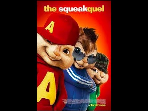 Alvin And The Chipmunks:The Squeakquel (2009) Movie Review