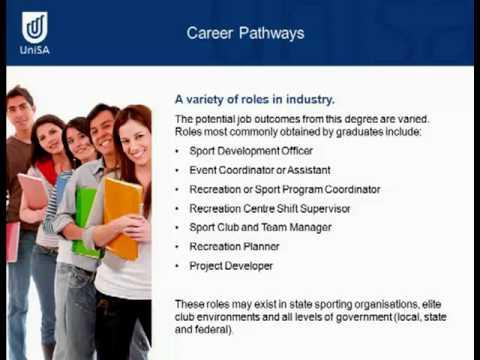 Sport- und Freizeitmanagement - Tag der offenen Türen 2011 - University of South Australia