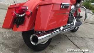 4. 2009 Harley Davidson Road Glide  - Used Motorcycles for Sale
