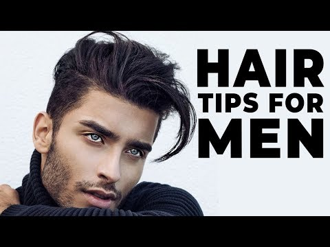 Mens hairstyles - ULTIMATE GUIDE for Men's Healthy Hair  How To Have Healthy Hair  Alex Costa