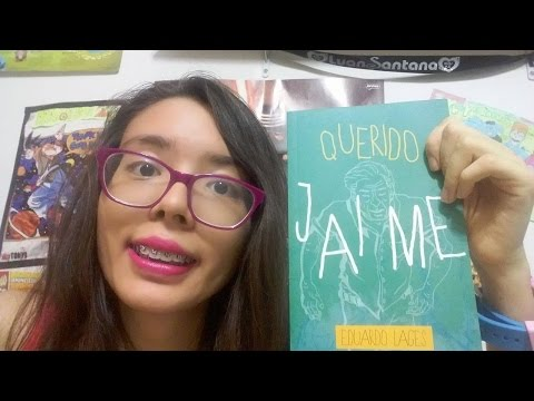Recomendação de livro: Querido Jaime | Kemiroxtv