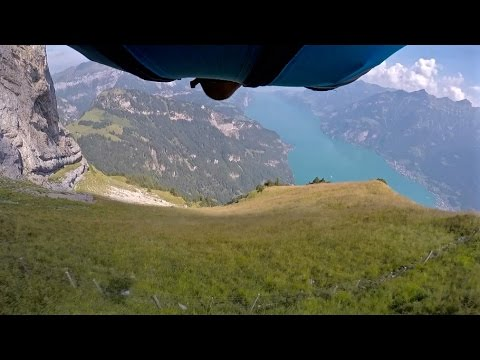 BASE Jumping is Frickin Cool