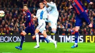 Meta Vista Real Madrid el Partido Barchallona 21/11/2015