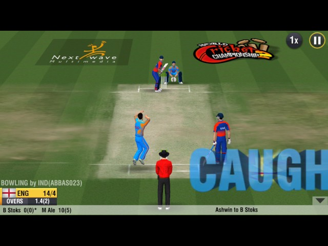 Wcc2 Game India Vs England Match Highlights