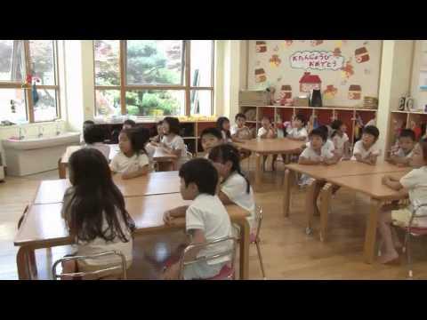 幌南学園幼稚園楽しい一日