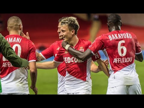 Brest vs Monaco 1 0 / All goals and highlights 4.10.2020 / Ligue 1 France / Leaque One