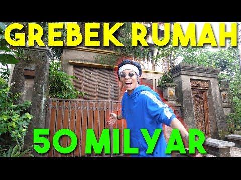GREBEK RUMAH 50 MILYAR Tetangga 😜 #AttaGrebekRumah | Eps 3 | PART 1
