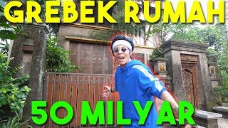 Video GREBEK RUMAH 50 MILYAR Tetangga 😜 #AttaGrebekRumah | Eps 3 | PART 1 MP3, 3GP, MP4, WEBM, AVI, FLV September 2018