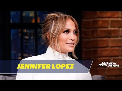 Jennifer Lopez Got Nervous Before Pole Dancing on the Set of Hustlers
