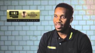 Jay-Jay Okocha spricht über die WM 2014