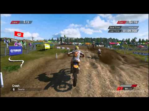 MXGP : The Official Motocross Videogame Playstation 4