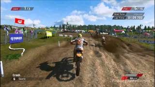 MXGP - The Official Motocross Videogame Gameplay (PC HD)