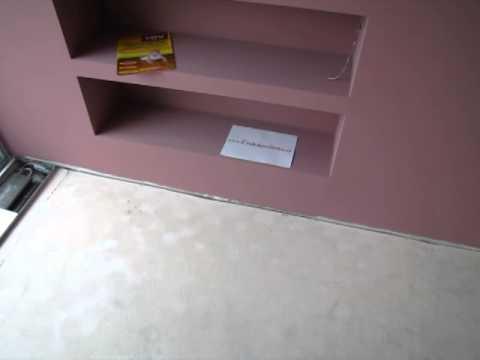 Parozábrana pro plovoucí podlahy - 1. díl