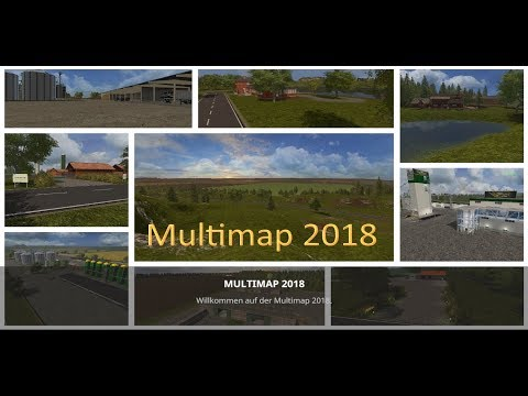 Multimap 2018 v1.2.0