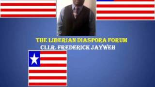 LIBERIAN DIASPORA FORUM (LDF) With Cllr. Frederick Jayweh