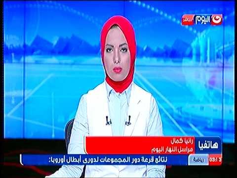 وزيرا النقل المصرى و الاردنى يودعان حجاج البر بميناء نويبع