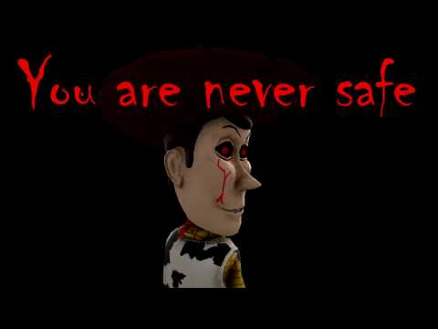 TOYSTORY3.EXE Woody's hidden message to player