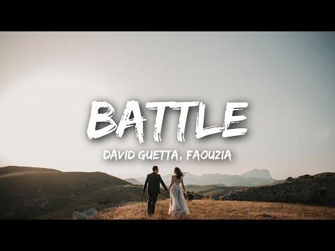 David Guetta - Battle (Lyrics) feat. Faouzia