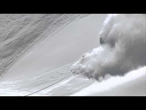Watch: Daredevil Skier Backflips His Way out of an Avalanche