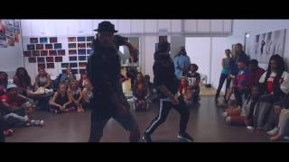 Shayce et Adrien Hip Hop au Centre Showtime Danse Cergy