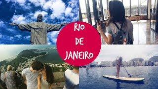 Passei 3 dias incríveis no Rio de Janeiro e gravei tudo pra vocês. É um vlog mais diferente, porque queria mostrar a cidade da forma que eu estava vendo e ...