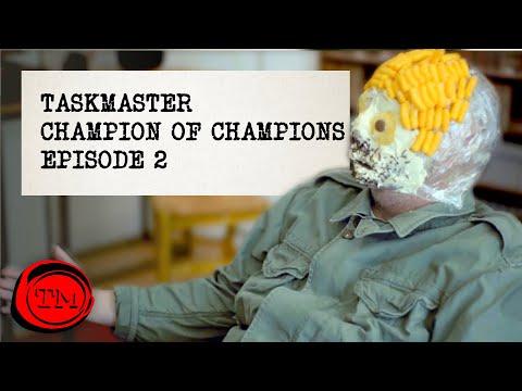 Taskmaster Champion of Champions - Episode 2