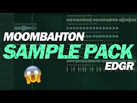 FREE Moombahton Sample Pack: by EDGR [FREE DOWNLOAD] (видео)