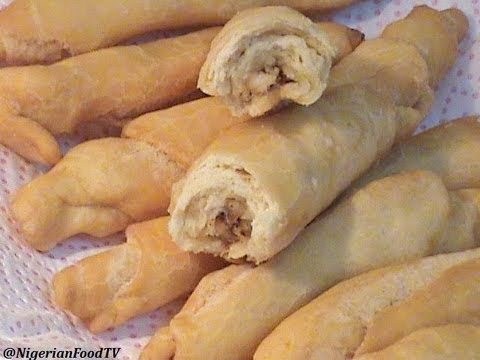Nigerian Fish Rolls (very Crispy) | Nigerian Snacks Recipes