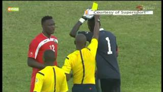 Kenya is likely to face the wrath of Africa's football governing body CAF, after fan trouble caused today's cup of nations qualifier...