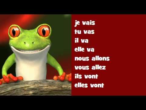 Conjugaison musicale # Indicatif Présent # Verbe = aller