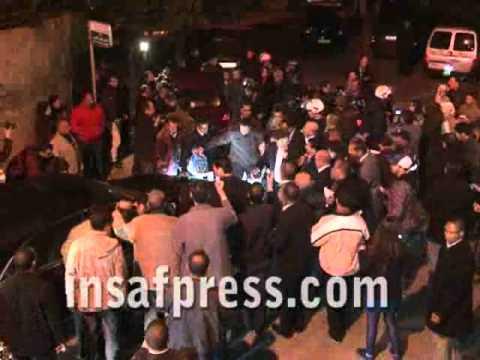 محاصرة عباس الفاسي