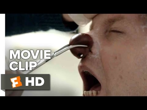Clown Movie CLIP - Nose Operation (2016) - Andy Powers Horror Movie HD